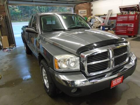 2005 Dodge Dakota for sale at East Barre Auto Sales, LLC in East Barre VT