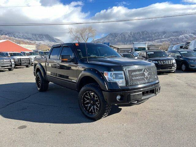 2014 Ford F-150 for sale at Orem Auto Outlet in Orem UT