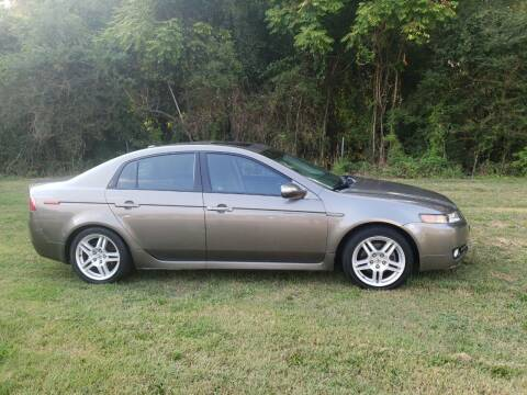 2007 Acura TL for sale at A-1 Auto Sales in Anderson SC