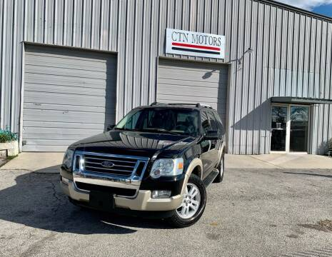 2007 Ford Explorer for sale at CTN MOTORS in Houston TX