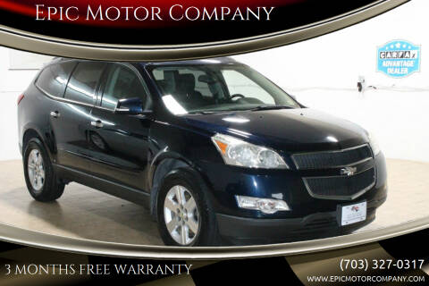 2011 Chevrolet Traverse for sale at Epic Motor Company in Chantilly VA