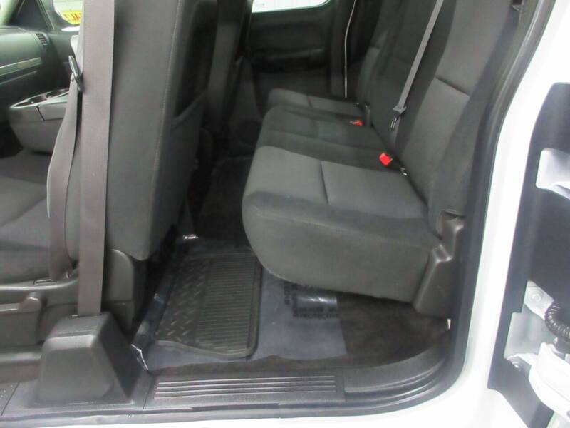 2011 Chevrolet Silverado 1500 4x2 LT 4dr Extended Cab 6.5 ft. SB - Ardmore TN