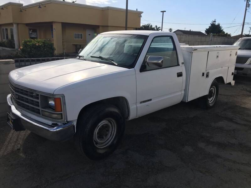 1991 Chevrolet C/K 2500 Series for sale at Golden Coast Auto Sales in Guadalupe CA