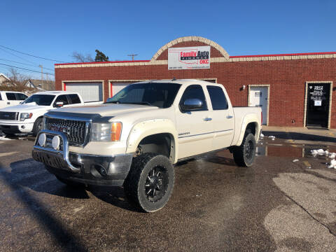 2011 GMC Sierra 1500 for sale at Family Auto Finance OKC LLC in Oklahoma City OK