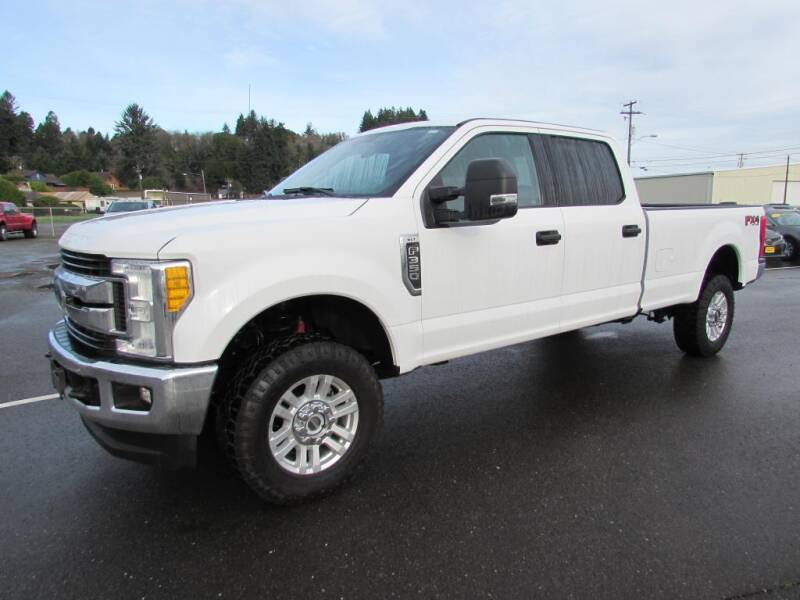 2017 Ford F-350 Super Duty for sale at 101 Budget Auto Sales in Coos Bay OR