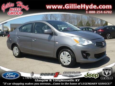 2017 Mitsubishi Mirage G4 for sale at Gillie Hyde Auto Group in Glasgow KY