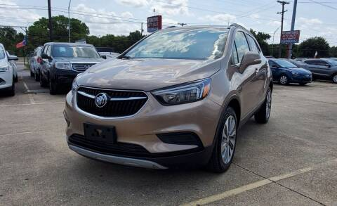 2019 Buick Encore for sale at International Auto Sales in Garland TX