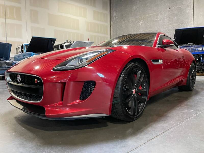 2015 Jaguar F-TYPE for sale at Platinum Motors in Portland OR
