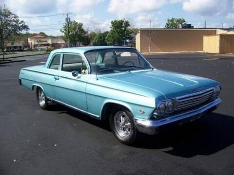1962 Chevrolet Biscayne for sale at Classic Car Deals in Cadillac MI