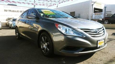 2011 Hyundai Sonata for sale at El Guero Auto Sale in Hawthorne CA