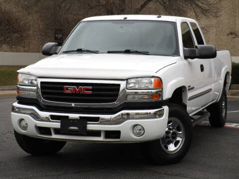 2004 GMC Sierra 2500HD for sale at Ritz Auto Group in Dallas TX
