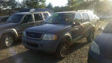 2002 Ford Explorer for sale at Seneca Motors, Inc. (Seneca PA) in Seneca PA
