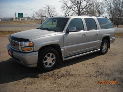 2004 GMC Yukon XL for sale at Ron Lowman Motors Minot in Minot ND