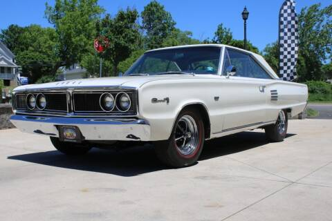 1966 Dodge Coronet for sale at Great Lakes Classic Cars & Detail Shop in Hilton NY