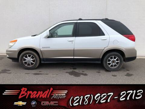2002 Buick Rendezvous for sale at Brandl GM in Aitkin MN