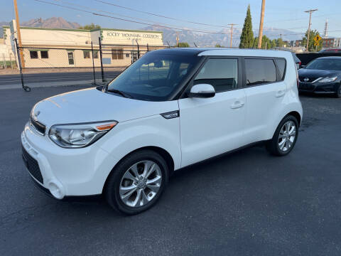 2016 Kia Soul for sale at New Start Auto in Richardson TX