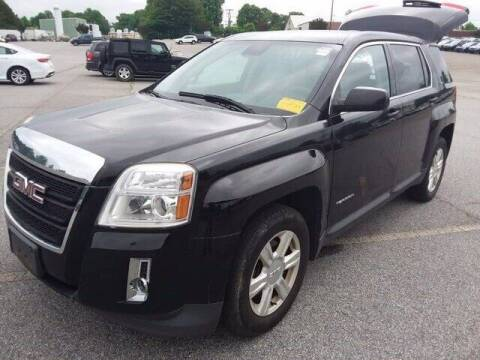 2015 GMC Terrain for sale at Hickory Used Car Superstore in Hickory NC