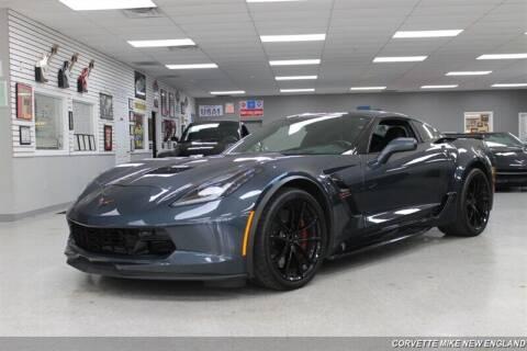2019 Chevrolet Corvette for sale at Corvette Mike New England in Carver MA