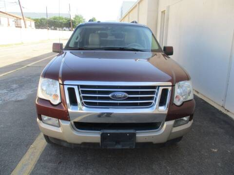 2010 Ford Explorer for sale at Carfit Inc. in Arlington TX