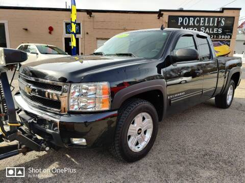 2009 Chevrolet Silverado 1500 for sale at Porcelli Auto Sales in West Warwick RI