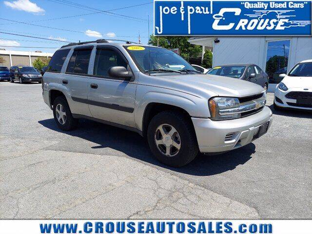 2005 Chevrolet TrailBlazer for sale at Joe and Paul Crouse Inc. in Columbia PA