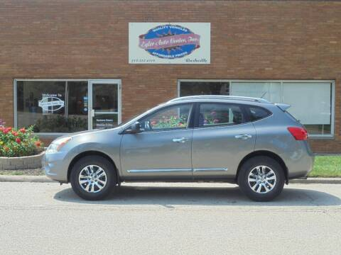 2015 Nissan Rogue Select for sale at Eyler Auto Center Inc. in Rushville IL