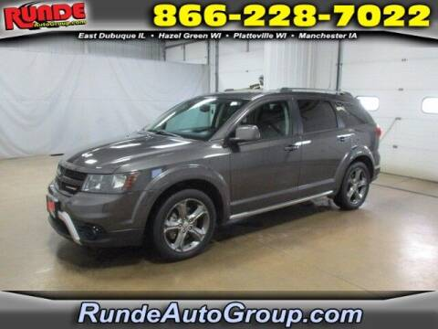 2016 Dodge Journey for sale at Runde Chevrolet in East Dubuque IL