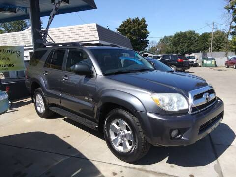 2006 Toyota 4Runner for sale at Bizzarro's Championship Auto Row in Erie PA