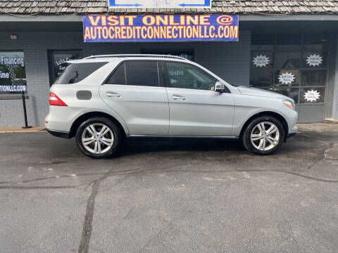 2014 Mercedes-Benz M-Class for sale at Auto Credit Connection LLC in Uniontown PA