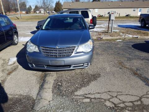 2010 Chrysler Sebring for sale at David Shiveley in Mount Orab OH