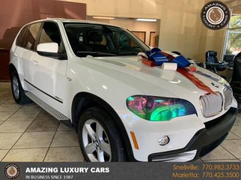 2010 BMW X5 for sale at Amazing Luxury Cars in Snellville GA