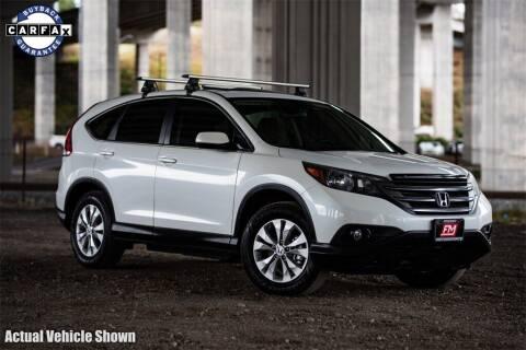 2013 Honda CR-V for sale at Friesen Motorsports in Tacoma WA