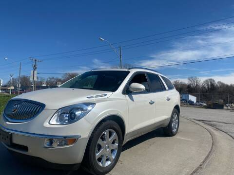 2009 Buick Enclave for sale at Xtreme Auto Mart LLC in Kansas City MO