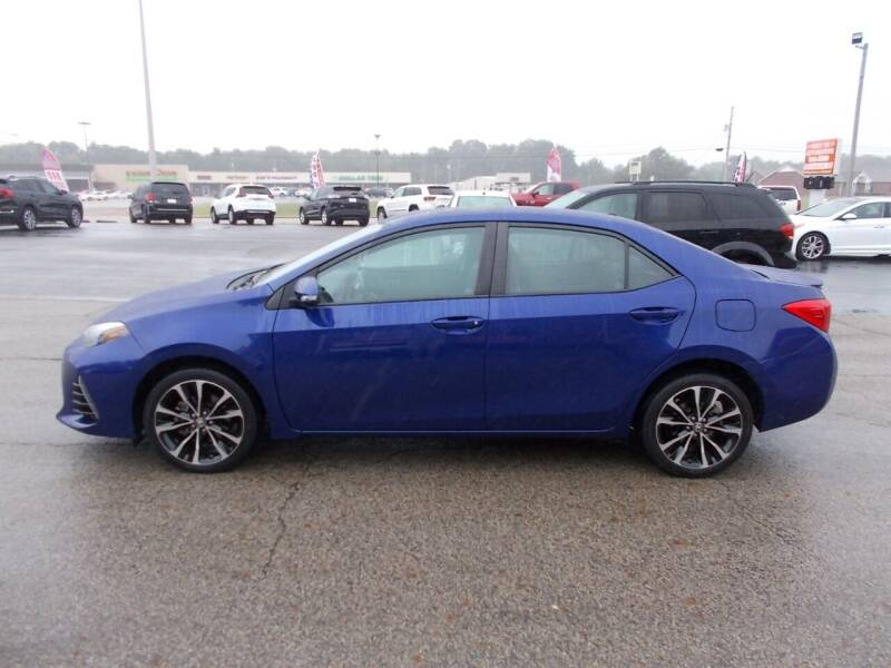 2017 Toyota Corolla for sale at West TN Automotive in Dresden TN