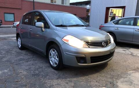 2012 Nissan Versa for sale at Sanaa Auto Sales LLC in Denver CO