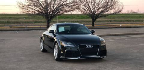 2010 Audi TT for sale at America's Auto Financial in Houston TX