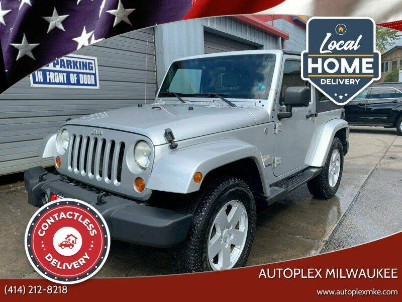 2007 Jeep Wrangler for sale at Autoplex 2 in Milwaukee WI