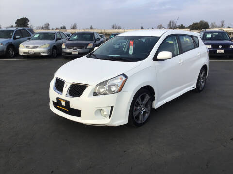 2009 Pontiac Vibe for sale at My Three Sons Auto Sales in Sacramento CA