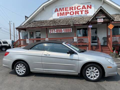 2008 Chrysler Sebring for sale at American Imports INC in Indianapolis IN