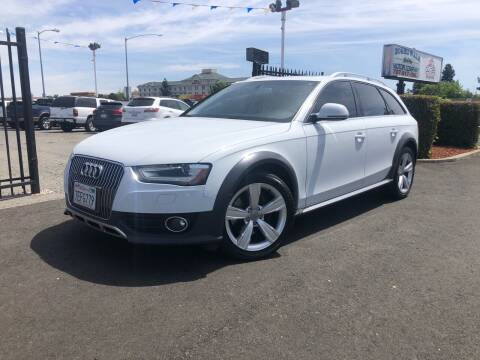 2014 Audi Allroad for sale at BOARDWALK MOTOR COMPANY in Fairfield CA