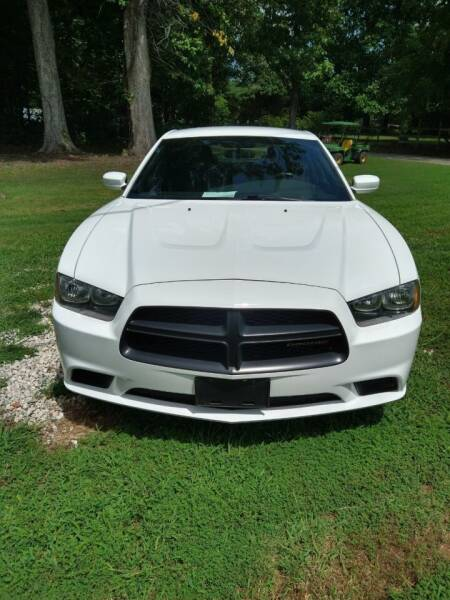 2014 Dodge Charger for sale at Hembree's Auto Sales in Greensboro NC