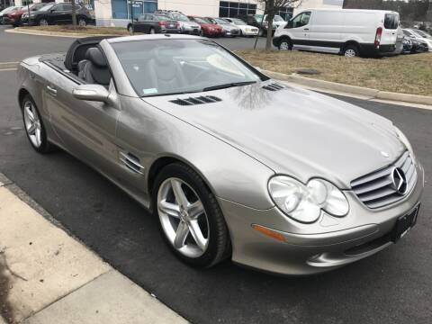 2004 Mercedes-Benz SL-Class for sale at Dotcom Auto in Chantilly VA