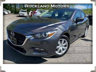 2018 Mazda MAZDA3 for sale at Rockland Automall - Rockland Motors in West Nyack NY