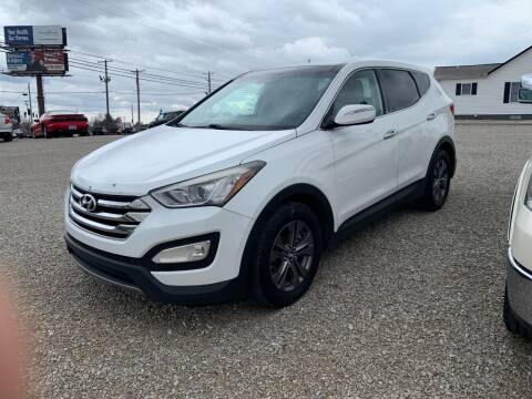 2013 Hyundai Santa Fe Sport for sale at Wildcat Used Cars in Somerset KY