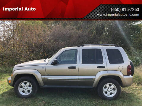 2006 Jeep Liberty for sale at Imperial Auto, LLC in Marshall MO