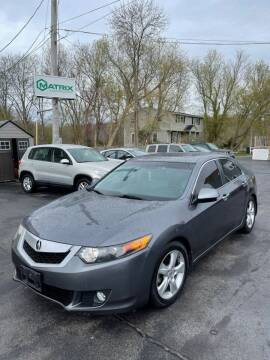 2010 Acura TSX for sale at Allan Auto Sales, LLC in Fall River MA