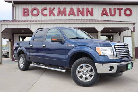 2011 Ford F-150 for sale at Bockmann Auto Sales in St. Paul NE