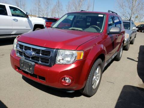 2008 Ford Escape for sale at MCHENRY AUTO SALES in Modesto CA