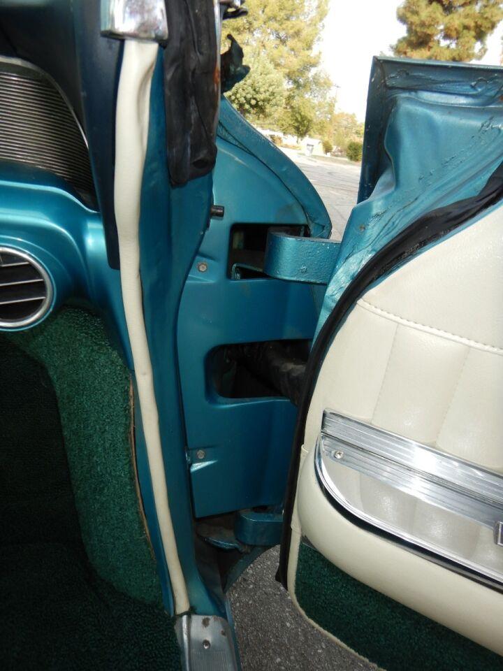 1961 Cadillac Eldorado Biarritz 66