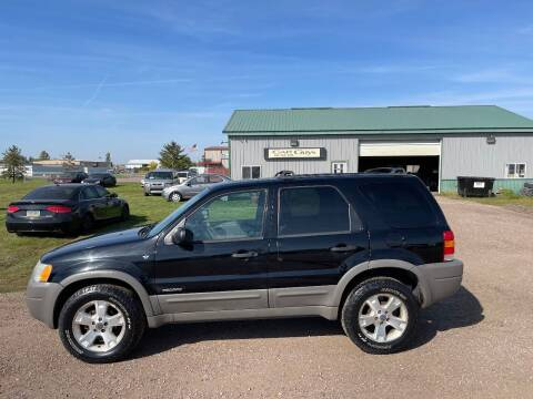 2002 Ford Escape for sale at Car Guys Autos in Tea SD